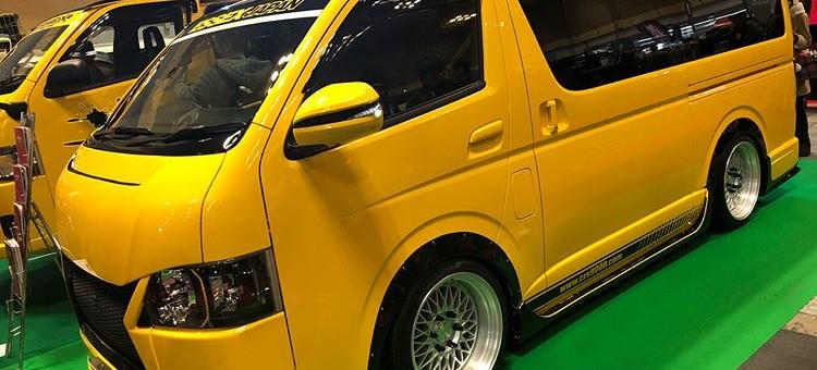 Keunggulan Mobil Toyota Hiace Untuk Disewa Rombongan Kecil, sumber ig @seina__imai