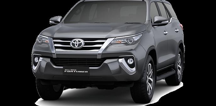Toyota Fortuner - Inilah Deretan Jenis Mobil Mewah Yang Biasa Disewakan Di Jogja