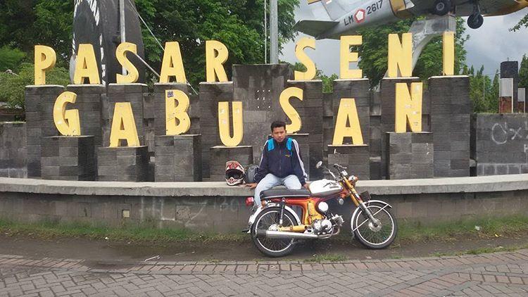 Pasar Seni Gabusan di Bantul, sumber ig gok_pul