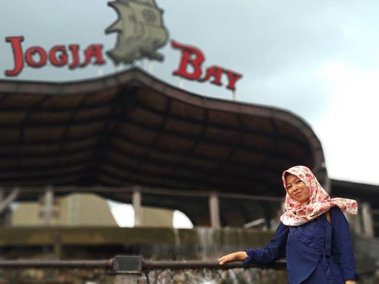 Pintu depan Jogja Bay Yogyakarta, sumber ig ifka_prianti