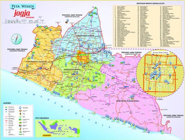 donwload peta wisata jogja gratis