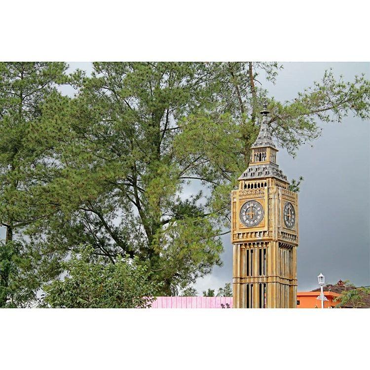 Pesona Ikon Bangunan Terkenal Dunia di The World Landmarks Merapi Park Jogja