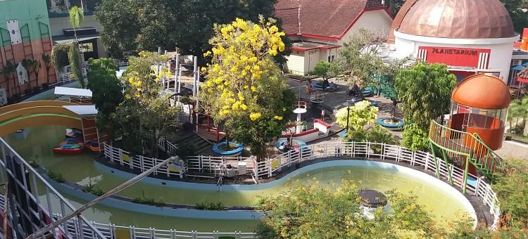 Taman Pintar: Wahana Edukasi IPTEK yang Asyik