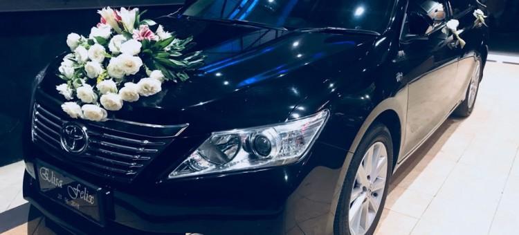 Jasa sewa mobil pengantin jogja murah
