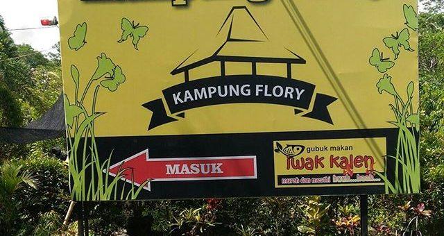 Kampung Flory Sleman