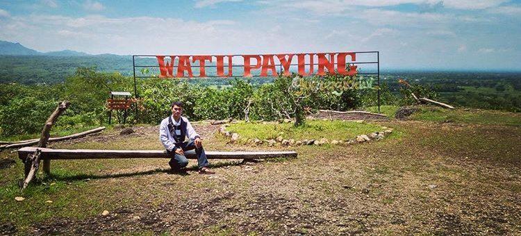 Watu Payung, sumber ig damas.diremas