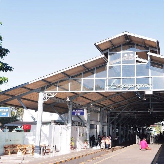 Stasiun Lempuyangan, sumber ig jogjaku