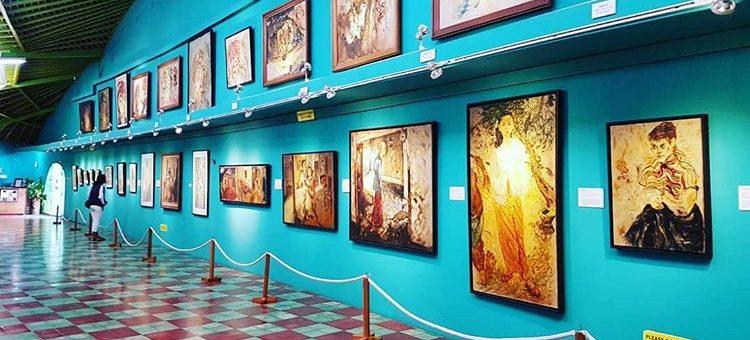 Museum Affandi Jogja, sumber ig rinhastuti