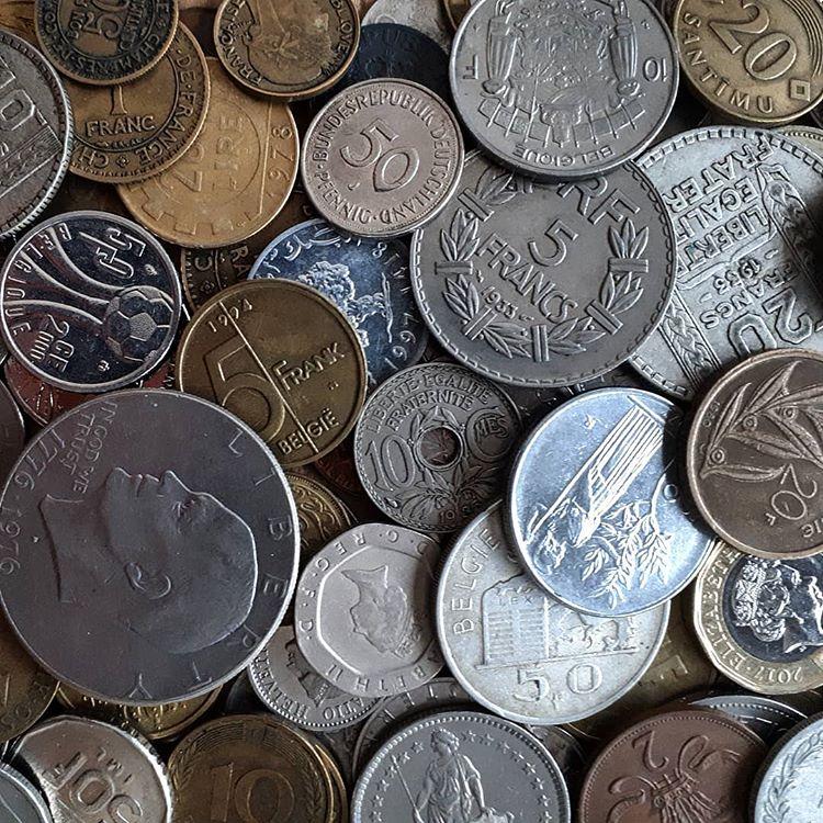 Ilustrasi Uang Receh, sumber ig bjornism