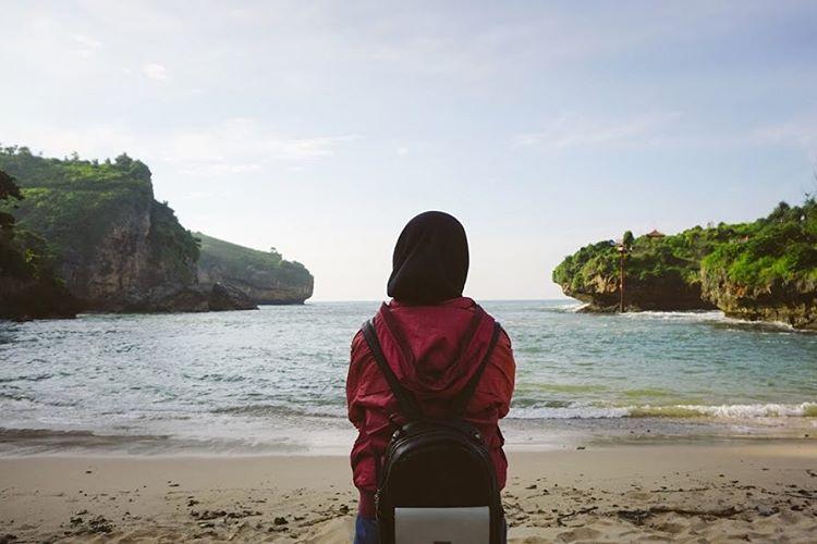 Pantai Gesing Yogyakarta, sumber ig dodi_wi
