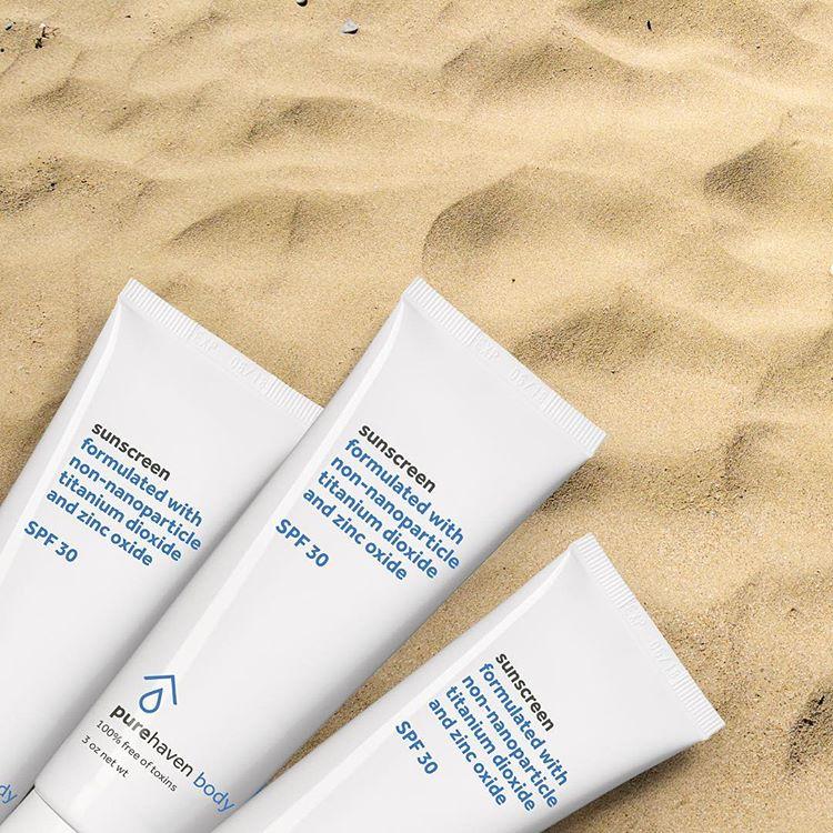 Sunscreen, sumber ig purehavenllc