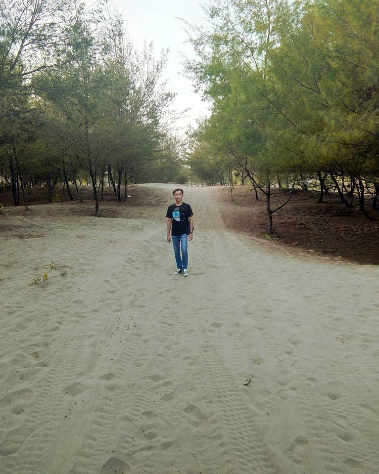 Pantai Cemara Sewu, sumber ig ghanigef