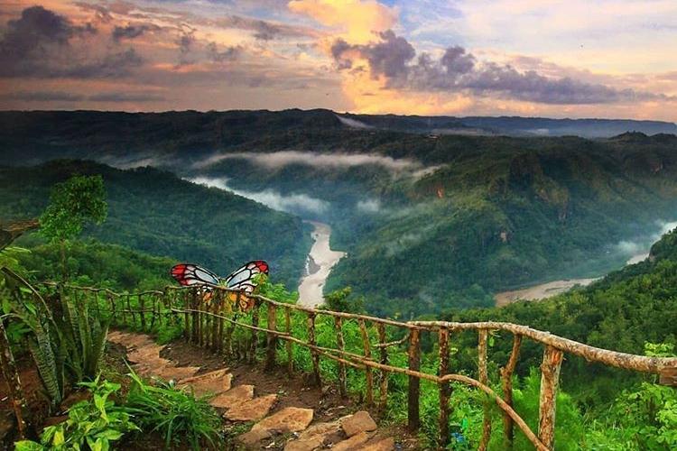Downhill Jurang Tembelan