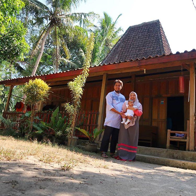 Rumah Joglo di Desa Wisata Kebonagung, sumber ig jarodyhestu