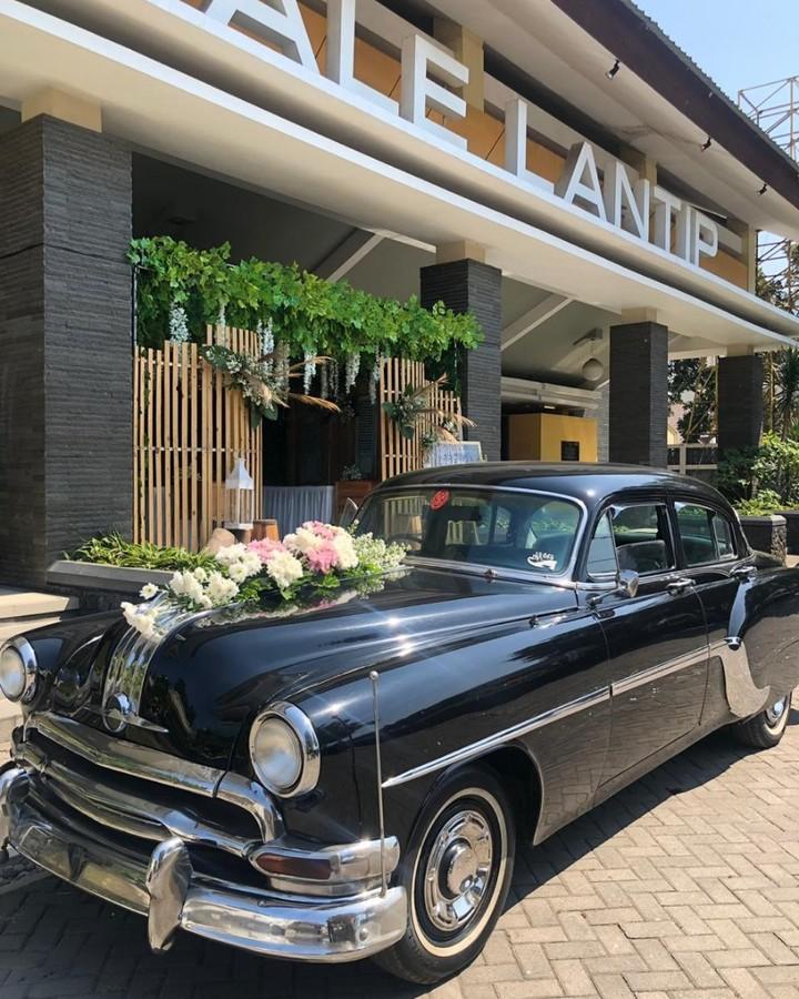 Sewa Mobil Untuk Acara Pernikahan, sumber ig clasicjogja