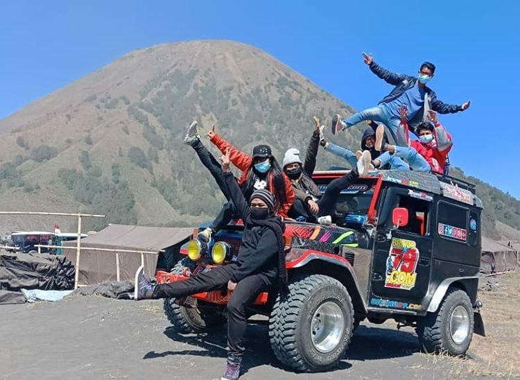 Sewa Mobil Untuk Wisata, sumber ig transportasi_pendaki
