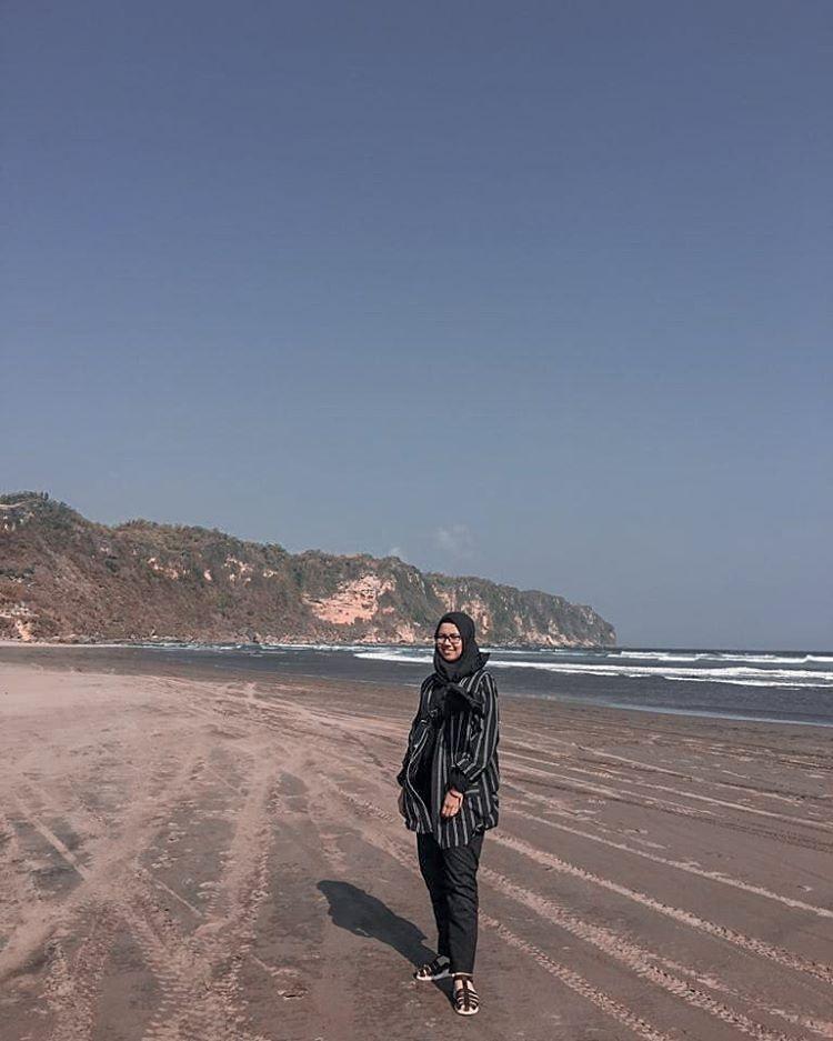 Pantai Parangtritis, sumber ig sasa_hardina
