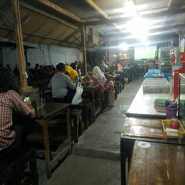 Angkringan Anggajaya, sumber ig angkringan.anggajaya
