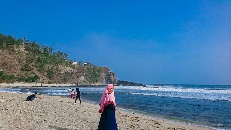 Pantai Siung, sumber ig gunungkidulmoment