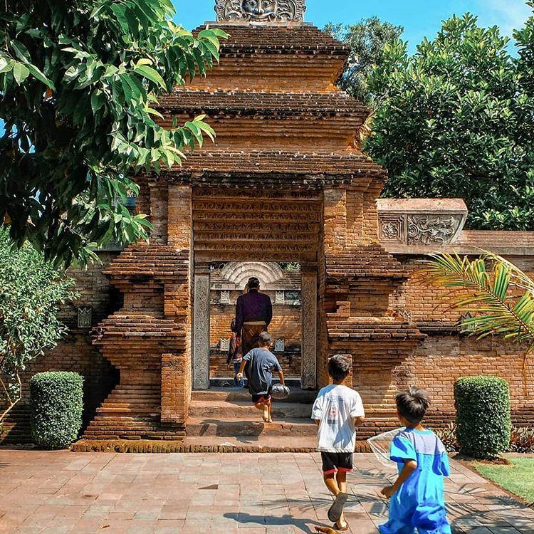 Bangunan Makam Raja, sumber ig sorotjogja