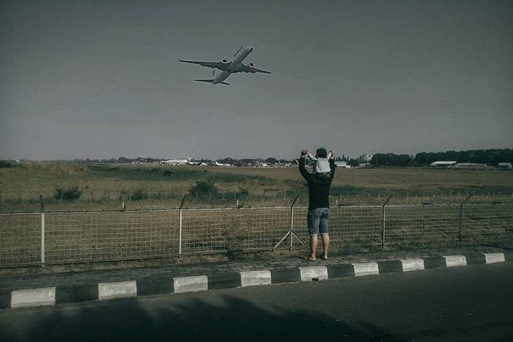 Spot Foto Bandara Adisutjipto, sumber ig ian_mputra