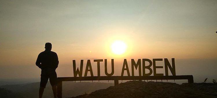 Watu Amben, sumber ig berandajogja